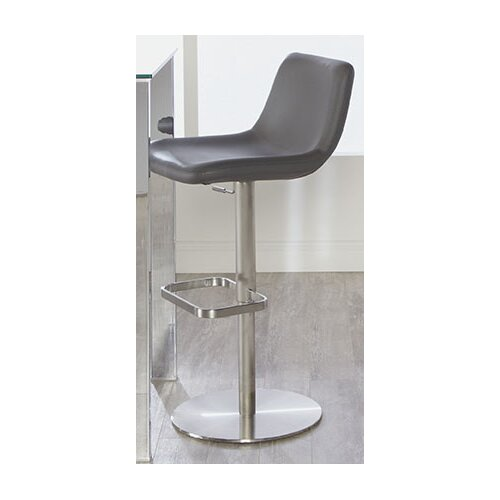 "Eurostyle Sierra 20"" Adjustable Bar Stool"