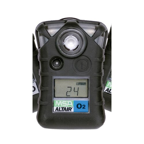 MSA Maintenance Free Single Gas Detector For Oxygen