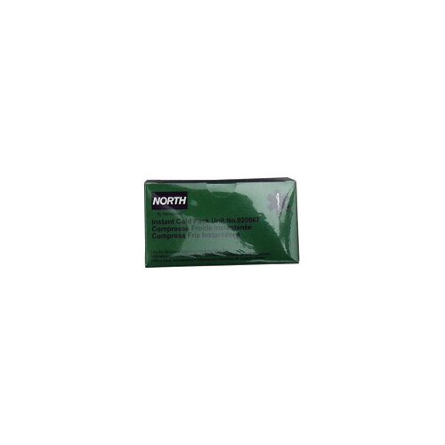"North Safety 1/2"" X 5 1/4"" Instant Cold Pack (1 Per Box)"