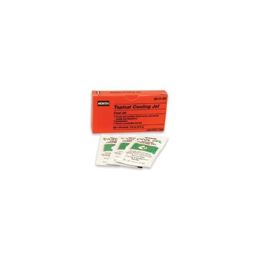 North Safety Ounce Pouch Cool Jel® (6 Per Box)