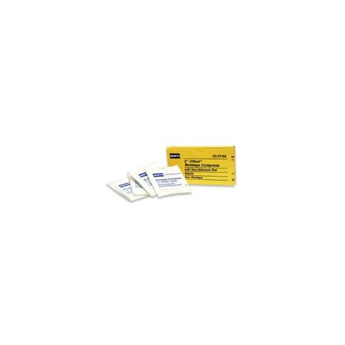 North Safety Offset Compress Bandage (4 Per Box)