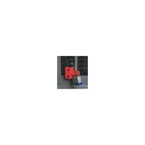North Safety C-Safe® Single Pole Circuit Breaker Lockout