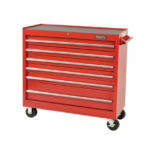"""Proto 41"""" Wide 6 Drawer Combination Cabinet"""