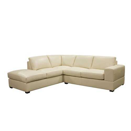Brady 2 Piece Open End Left Arm Facing Sectional