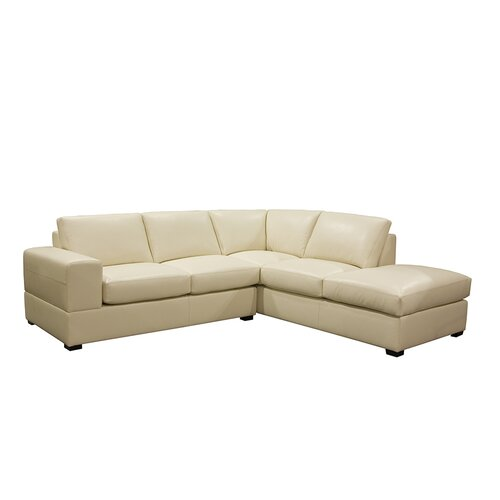 Brady 2 Piece Open End Right Arm Facing Sectional