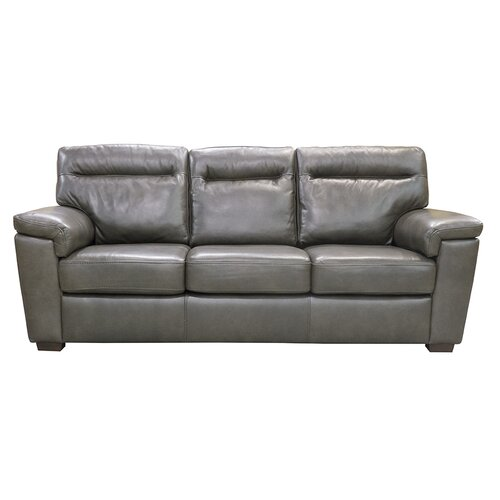 Little Rock Leather Sofa