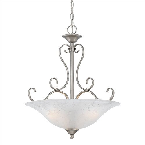 Duchess 4 Light Inverted Pendant