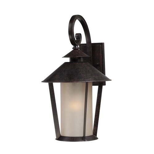 Quoizel Anderson 1 Light Outdoor Wall Lantern