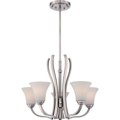 Kemper 5 Light Chandelier