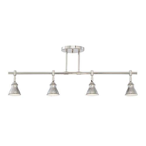 Quoizel Ceiling 4 Light Track Light