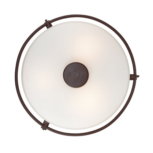 Quoizel Taylor 4 Light Semi Flush Mount