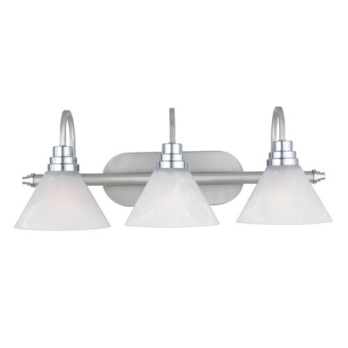 Quoizel Astoria 3 Light Vanity Light