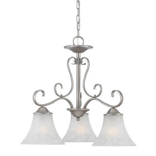 Duchess 3 Light Chandelier