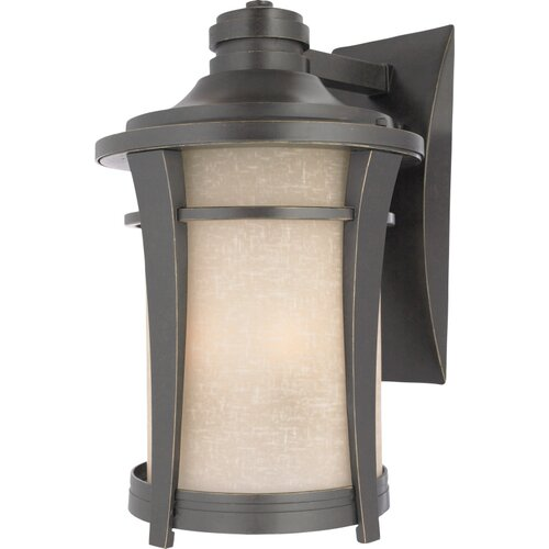 Quoizel Harmony Large 3 Light Outdoor Wall Lantern