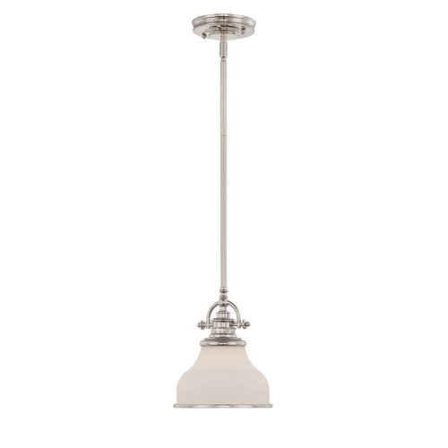 Quoizel Grant 1 Light Mini Pendant