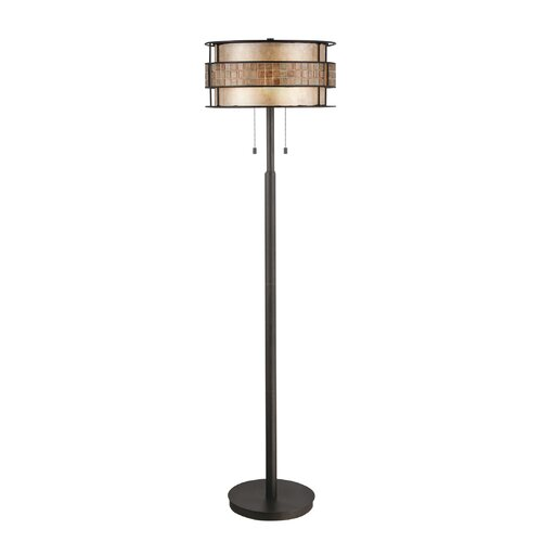 Quoizel Laguna 2 Light Floor Lamp