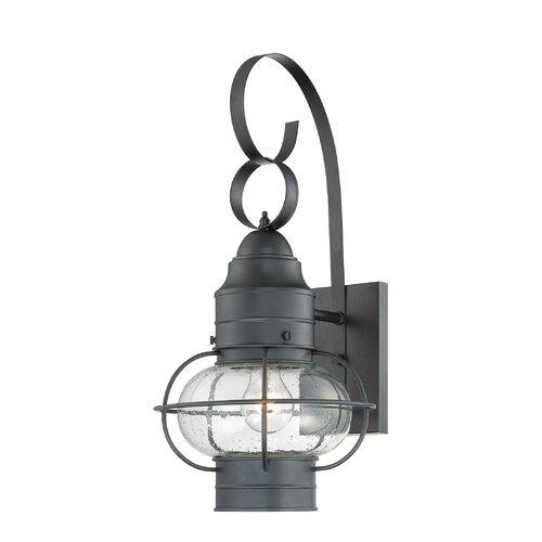 Quoizel Cooper 1 Light Outdoor Wall Lantern
