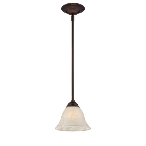 Quoizel Lillian 1 Light Mini Pendant