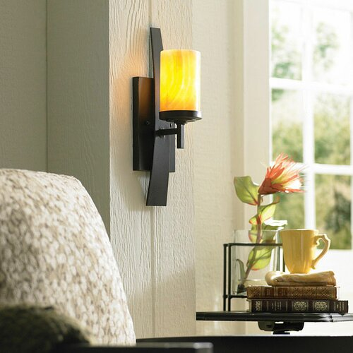 Quoizel Kyle 1 Light Wall Sconce