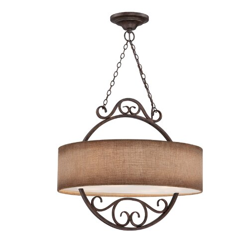 Carlsbad 4 Light Pendant