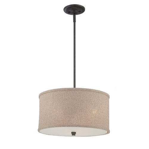 Cloverdale 3 Light Pendant