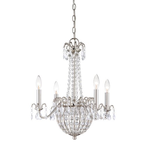 Jolene 4 Light Chandelier
