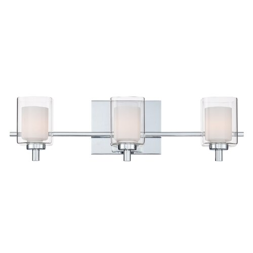 Quoizel Kolt 3 Light Bath Vanity Light
