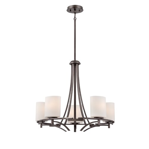 Parkston 5 Light Chandelier