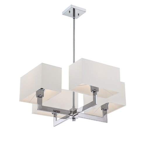 Remi 4 Light Chandelier