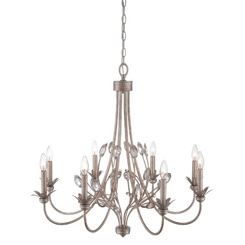 Wesley 8 Light Chandelier