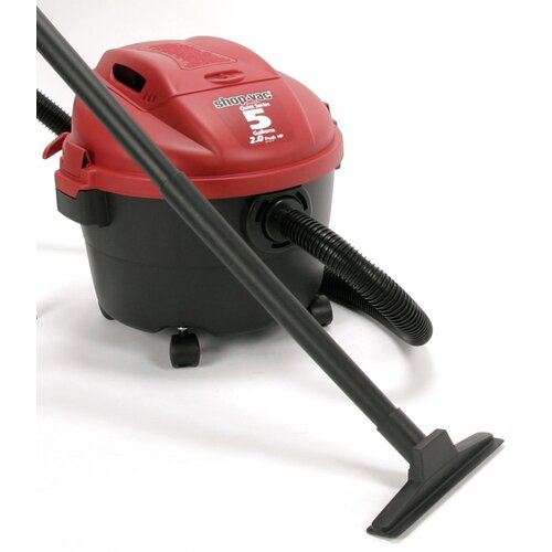 Shop-Vac 5 Gallon 2 HP Wet/Dry Vacuum