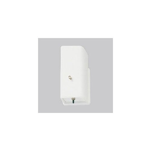 Progress Lighting White Glass Wall Sconce