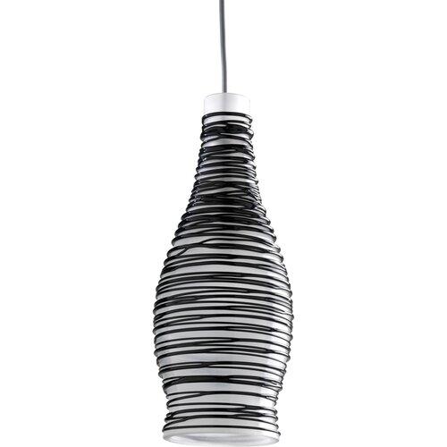 Progress Lighting Illuma-Flex Mini Pendant Wine Bottle in Brushed Nickel