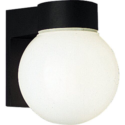 Progress Lighting Hard-Nox Impact Resistant Globe 2 Light Outdoor Wall Lantern