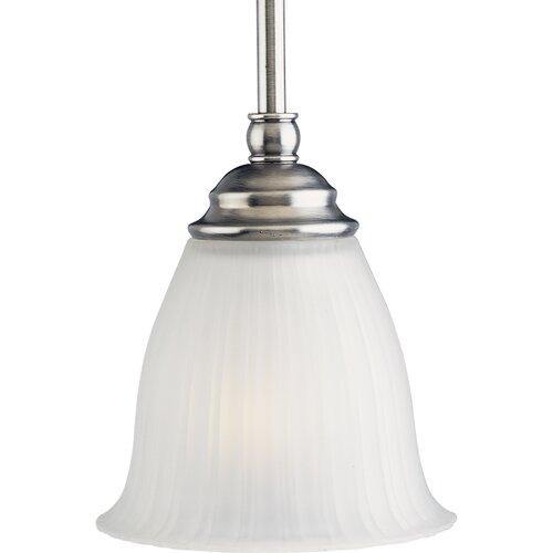 Renovations 1 Light Stem-Hang Mini Pendant