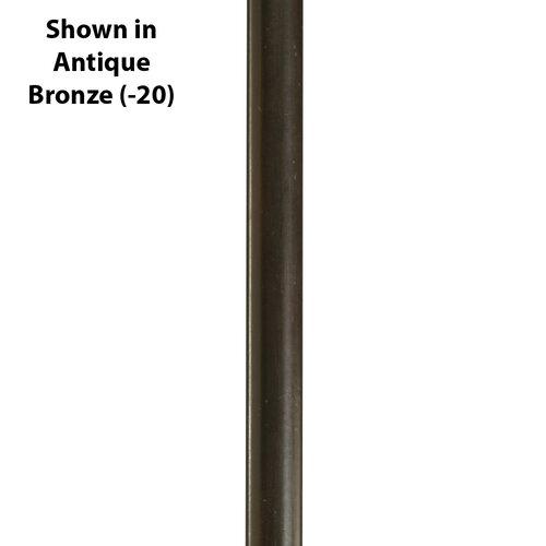 Progress Lighting Stem Extension Kit in Urban Bronze