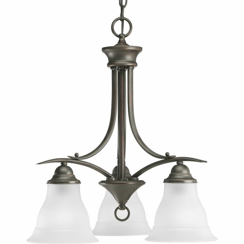 Trinity 3 Light Down Chandelier