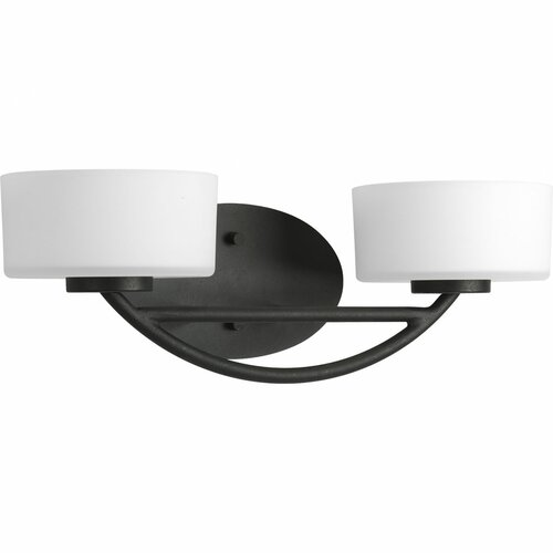 Progress Lighting Calven 2 Light Bath Vanity Light