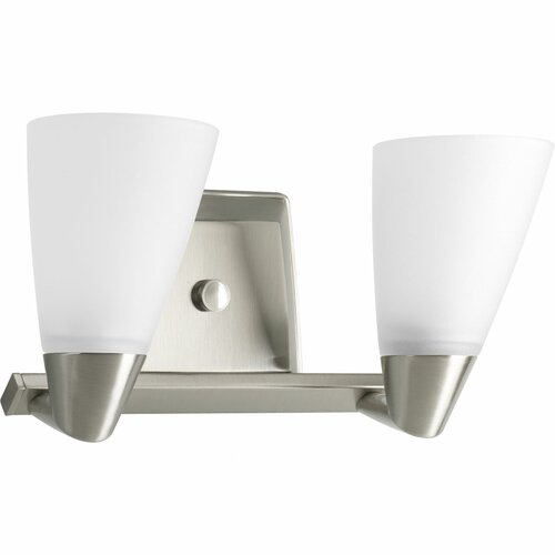 Progress Lighting Rizu 2 Light Bath Vanity Light