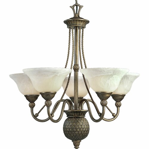 Savannah 5 Light Mini Chandelier