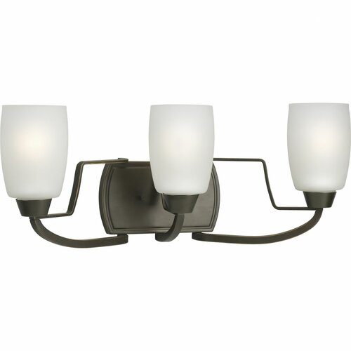 Progress Lighting Westin 3 Light Bath Vanity Light