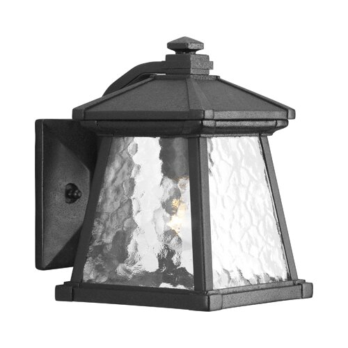Progress Lighting Mac 1 Light Outdoor Wall Lantern