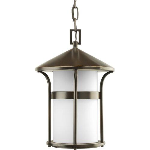 Progress Lighting Welcome 1 Light Hanging Lantern