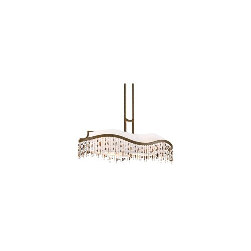 Dance 6 Light Pendant Light