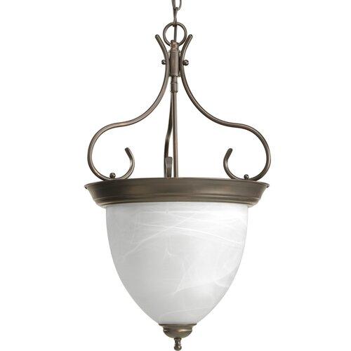 4 Light Foyer Pendant