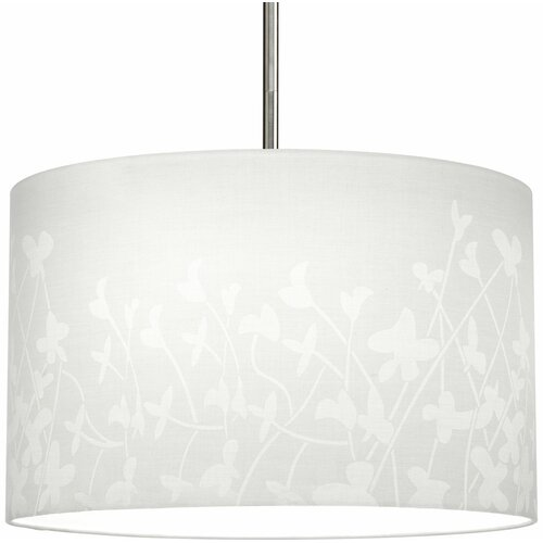Progress Lighting Chloe 3 Light Modular Drum Pendant Shade