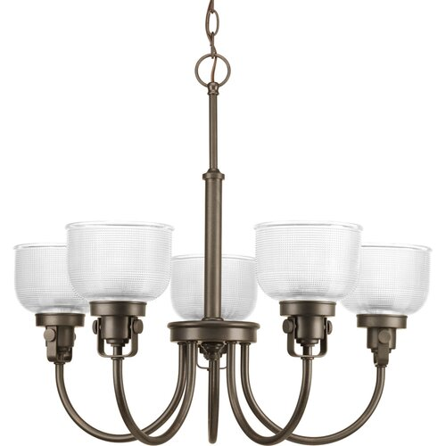 Archie 5 Light Mini Chandelier