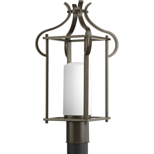 Progress Lighting Imperial 1 Light Outdoor Post Lantern