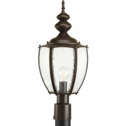 Progress Lighting Roman Coach 1 Light Outdoor Post Lantern