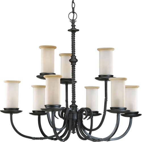 Thomasville Santiago 9 Light Chandelier